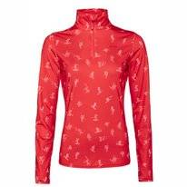 Skipullover Protest Every 1/4 Zip Red Alert Damen