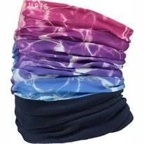 Neck Warmer Barts Unisex Multicol Polar Water Magenta