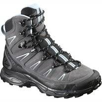 Wanderschuh Salomon X Ultra Trek GTX W Dark Cloud Black Cristal Damen