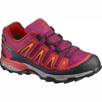 Wandelschoen Salomon X-Ultra GTX Junior Sangria Poppy Red