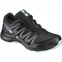Trail Running Shoes Salomon XA Lite GTX Women Black Magnet