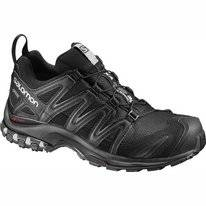 Trailrunningschuh Salomon XA Pro 3D GTX Black Mineral Grey Damen