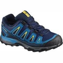 Wandelschoen Salomon X-Ultra GTX Junior Blue Depths