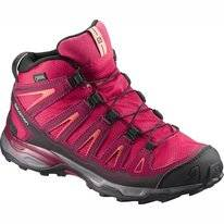 Wandelschoen Salomon X-Ultra Mid GTX Junior Virtual Pink