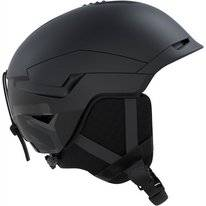 Skihelm Salomon Quest Access Black