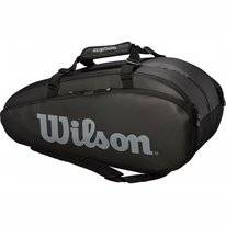 Tennistas Wilson Tour 2 Compartment Large Black