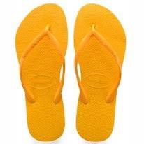 Tongs Havaianas Women Slim Banana Yellow