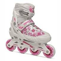 Inline Skate Roces Compy 8.0 Girl White Violet