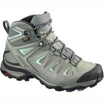 Wanderschuh Salomon X Ultra 3 Mid GTX Shadow Castor Damen