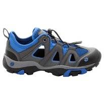 Wandelschoen Jack Wolfskin Kids MTN Attack Air Blue