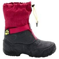 Snowboot Jack Wolfskin Iceland High K Azalea Red