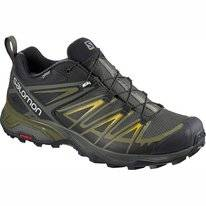 Wandelschoen Salomon Women X Ultra 3 GTX Beluga Green