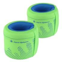 Zwembandje Aqua Sphere Arm Floats Fluo Green Light Blue (3-6 jaar)