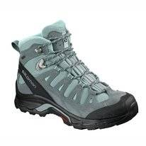 Wanderschuh Salomon Quest Prime GTX Leather Stormy Weather Damen