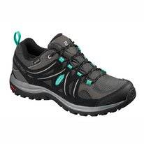 Wanderschuh Salomon Ellipse 2 Gtx Magnet Black Atlantic Damen