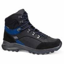 Wandelschoen Hanwag Men Banks GTX Black Blue