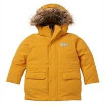 Jas Helly Hansen Kids Oslo Parka Golden Glow
