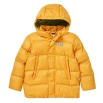 Jas Helly Hansen Kids Vika Puffy Jacket Golden Glow
