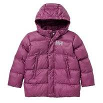 Jas Helly Hansen Kids Vika Puffy Jacket Magenta Haze