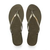 Slipper Havaianas You Maxi Dark Khaki