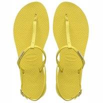 Slipper Havaianas You Riviera Light Yellow