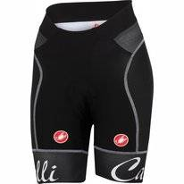 Fietsbroek Castelli Women Free Aero Short Black