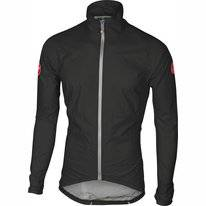 Fietsjack Castelli Men Emergency Rain Jckt Black