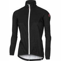 Fietsjack Castelli Women Emergency Black
