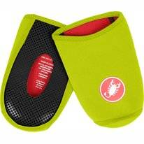 Toecover Castelli Toe Thingy 2 Yellow Fluo