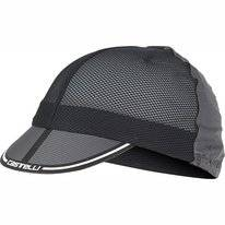 Pet Castelli Ros Cycling Cap Anthracite
