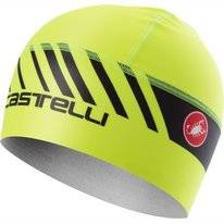 Helmmuts Castelli Arrivo 3 Thermo Skully Yellow Fluo