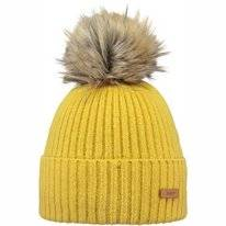 Beanie Barts Women Augusti Yellow
