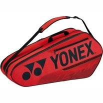 Tennistas Yonex Team Series Bag 6R 42126 Red