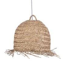 Hanging Lamp Kidsdepot Vieve Seagrass Natural