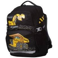 Rugzak Bergans Kids 2Go Black Trucks