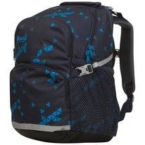 Rugzak Bergans Kids 2Go Mid Night Blue Triangle