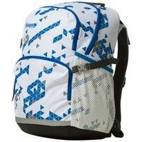 Rugzak Bergans Kids 2Go 32L White Athens Blue Triangle