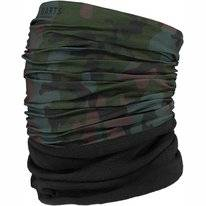 Neck Warmer Barts Unisex Multicol Polar Camo Brown