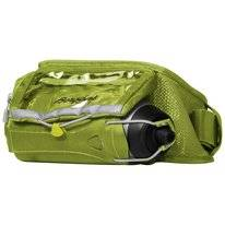 Sacoche Bergans Floyen Hydration Belt Sprout Green Aluminium Solid Dark Grey