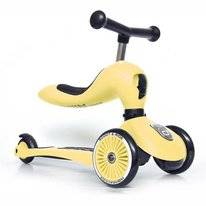 Step Scoot and Ride Highwaykick 1 Lemon