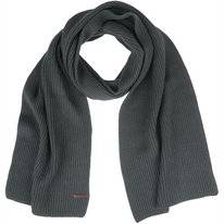 Scarf Starling Men Lux Anthracite