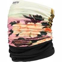 Neck Warmer Barts Unisex Multicol Polar Peacock Dusty Pink