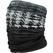Neck Warmer Barts Unisex Multicol Polar Pied de Poule Black