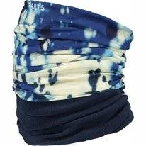 Neck Warmer Barts Unisex Multicol Polar Tie Dye Blue