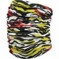 Neck Warmer Barts Unisex Multicol Zebra Yellow