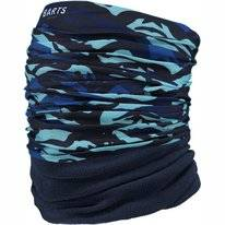 Neck Warmer Barts Unisex Multicol Polar Zebra Blue