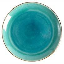 Coupe Plate Gastro Sea Blue Round 20 cm (4 pc)