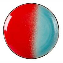Coupebord Gastro Red blue Rond 20 cm (4-delig)