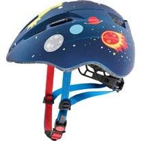 Fietshelm Uvex Kid 2 CC Blue Rocket