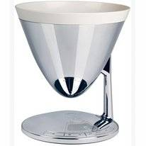 Kitchen Scales Bugatti Uma Chrome